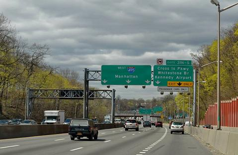 Park and ride exit 52
